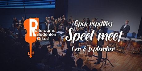 Open Repetitie Rotterdams Studenten Orkest tickets
