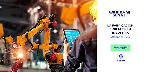 La fabricación digital en la industria entradas
