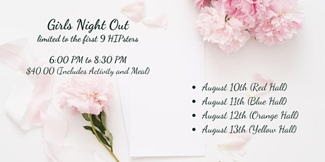 MP Respite: Girls Night Out tickets