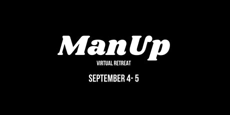 ManUp Virtual Retreat tickets