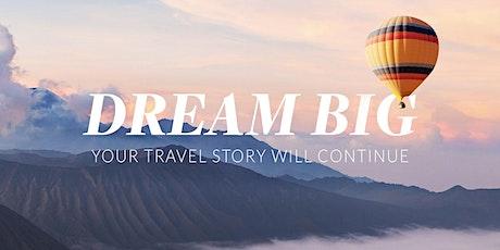Virtual Travel Talk - ARTA Exclusive Event tickets