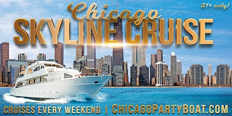 Chicago Skyline Cruise on Lake Michigan on August 15th tickets