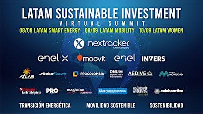 Latam Sustainable Investment Virtual Summit entradas