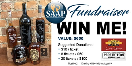 WIN ME! A Fundraiser for SAAP tickets