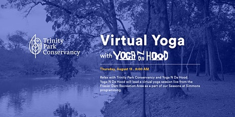 Virtual Yoga with Yoga N Da Hood tickets