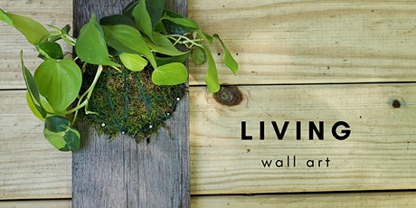 Living Wall Art Project tickets