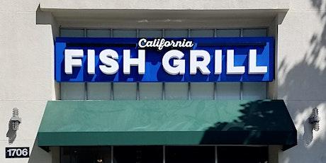 California Fish Grill North Park San Jose - Friends & Family Event tickets