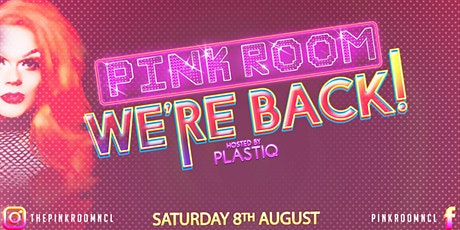 Pink Room Saturday 8th August 2020 tickets