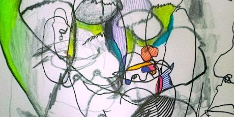 Self Portrait: Blind Drawing Workshop tickets