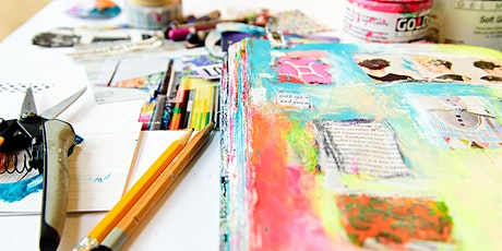 Creative Self-Reflection Through Visual Journaling  (Webinar) tickets