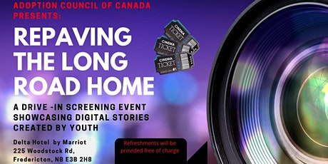 REPAVING THE LONG ROAD HOME  - Drive in screening event tickets
