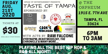 Taste Of Tampa Music Festival tickets