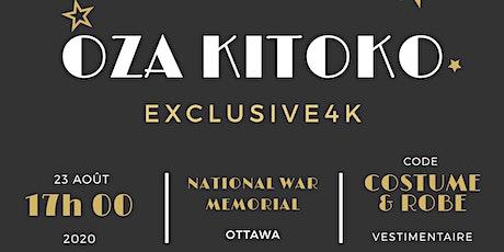 OZA KITOKO tickets