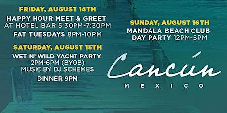 Wet n' Wild Weekend Cancun tickets