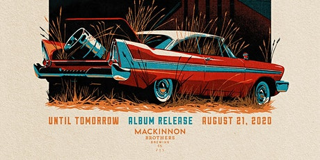 The Wilderness album release show live at MacKinnon Brothers Brewing tickets