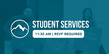 Student Service in the FLC tickets