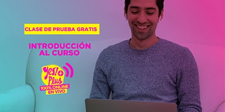 Taller de Meditación Online - Introducción al curso Yes+!Plus en Costa Rica entradas