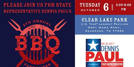 State Rep. Dennis Paul's 5th Annual BBQ Fundraiser tickets