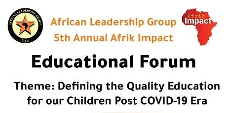 Afrik Impact Educational Forum tickets