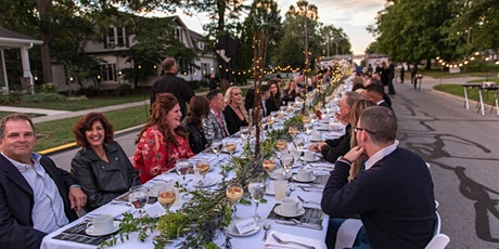 Dinner Party on Union 2020 tickets
