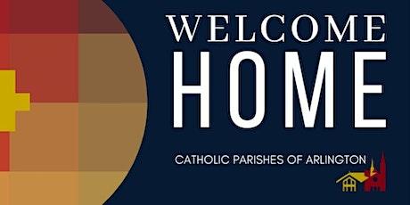Twentieth Sunday in Ordinary Time Vigil Mass -  St. Agnes 5:30 PM tickets