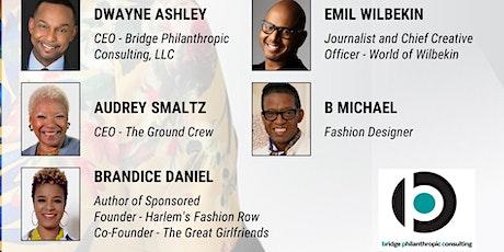 BPC Webinar Series:  Entrepreneurship, Fashion, and Philanthropy tickets