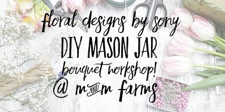 DIY Floral Workshop tickets