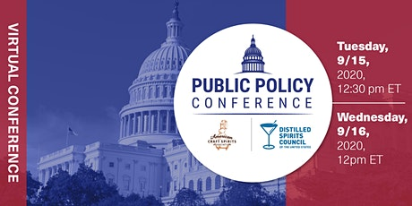 Public Policy Conference tickets