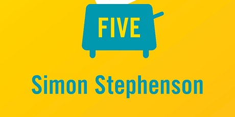 Simon Stephenson: Set My Heart To Five tickets