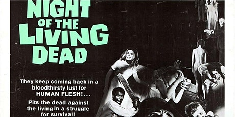 Night of the Living Dead (1968) - OV, Digitally Remastered Tickets