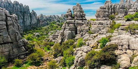 ★El Torcal y Antequera★ Un paisaje del Jurasico ★ MSE Malaga  ★ entradas