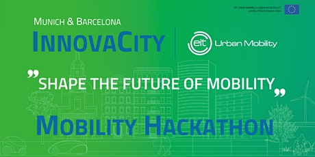 InnovaCity Munich-Barcelona | Mobility Hackathon Online tickets
