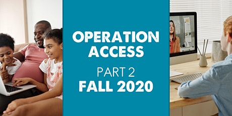 Activate Good + WCPSS Call for Volunteers: Operation Access (5 LOCATIONS) tickets