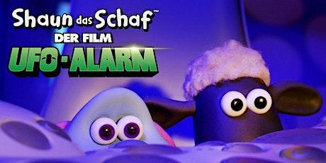 Shaun das Schaf – UFO-Alarm (2019) Tickets