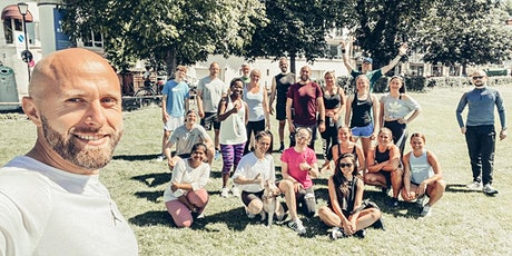 Outdoor Workout auf der Neckarwiese Tickets