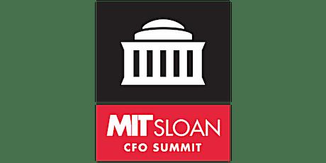 2020 MIT Sloan CFO Virtual Summit tickets