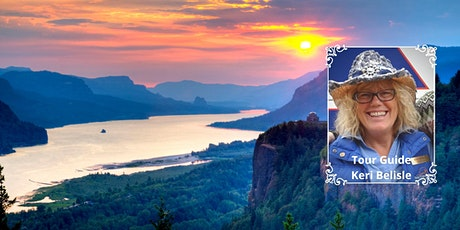 Columbia River Gorge Virtual Adventure with Keri Belisle tickets