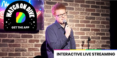 Freddy G - Standup Comedian - Dive App (VIRTUAL EVENT) [Melbourne] tickets