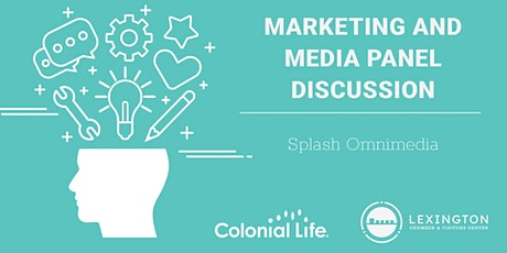 Marketing And Media Panel Discussion tickets