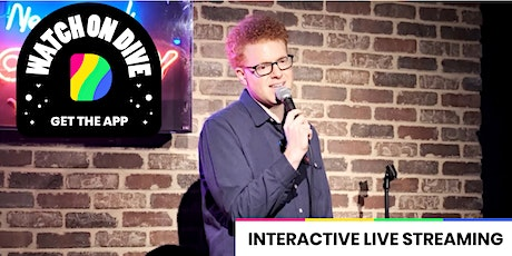 Freddy G - Standup Comedian - Dive App (VIRTUAL EVENT) [New York] tickets