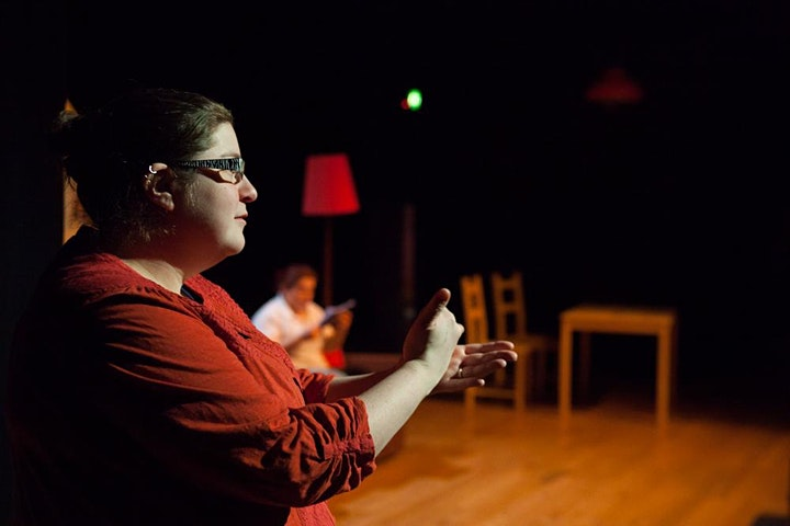 An introduction to working with deaf performers with Alexandra James image