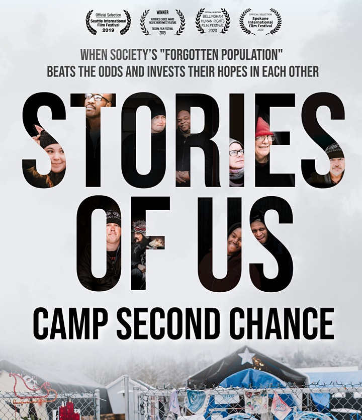"""""""Stories of Us: Camp Second Chance"""" Screening & Panel Discussion image"""