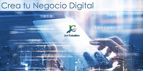 Conferencia Crea tu Negocio Digital boletos