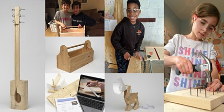 Woodworking for Homeschool Parents and Pods tickets