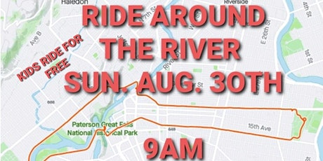 Ride Around The River tickets
