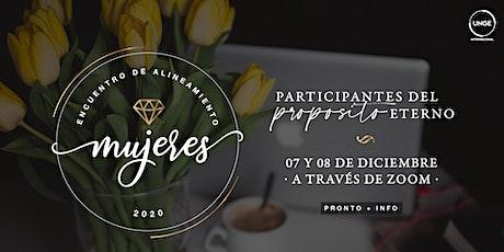 Encuentro Anual de Mujeres - EXT entradas