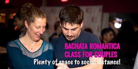 Bachata Romantica For Couples tickets