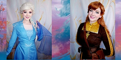 Anna and Elsa's Snow in September Event tickets