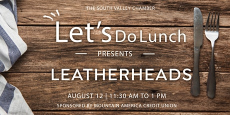 Let's Do Lunch - Leatherheads tickets