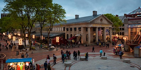 Hunt's Photo Walk: Historic Downtown Boston tickets